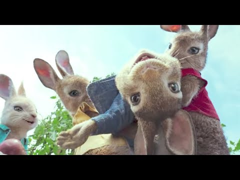 Peter Rabbit - Trailer español (HD)