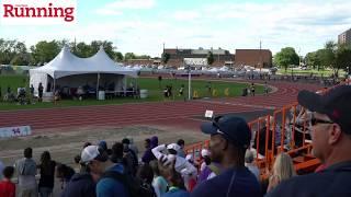 FULL: 2017 OFSAA Track midget boys 800m final (Hassan kick)