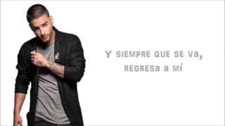 Maluma - Felices Los Cuatro ( Audio-Letra )