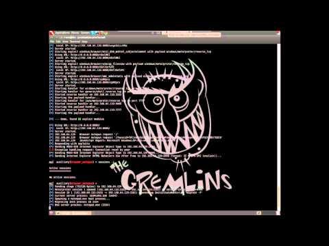 أفضل طريقة للتجسس على الاجهزة المتصلة بشبكتك والتحكم بها Kali Linux