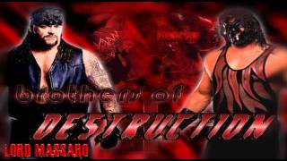 WWE Brothers Of Destruction 1º Theme Song  2000-2001 Arena Efects HQ