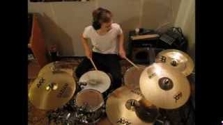 Linkin Park - All For Nothing (feat. Page Hamilton) Drum Cover