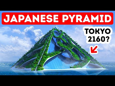 You May Live in Mega Pyramid City of the Future
