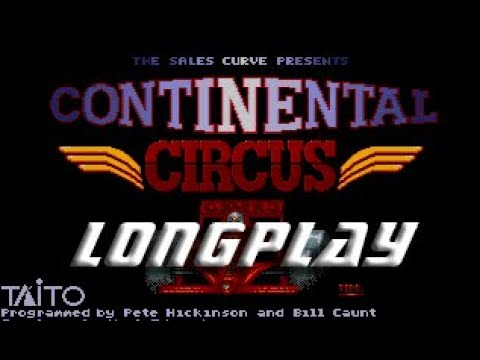 #183 Continental Circus - Not Commented