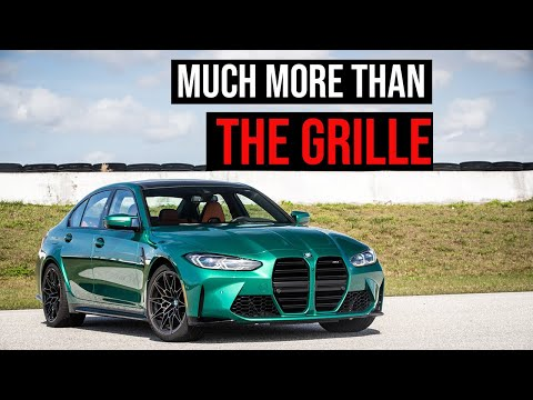 2021 BMW M3 | There is a lot more than the grille