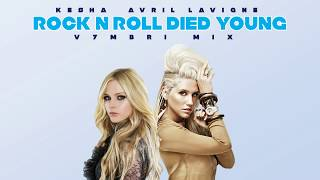 Ke$ha feat. Avril Lavigne - Rock N Roll Died Young