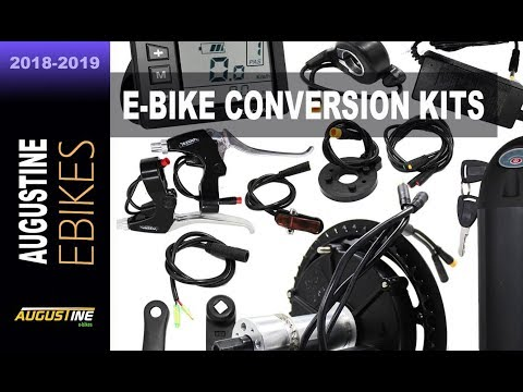 IMPORTANT Why your next E-bike should be an E-bike Conversion Kit