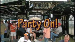 PortaParty Mobile Sports Bar and Hospitality Suite
