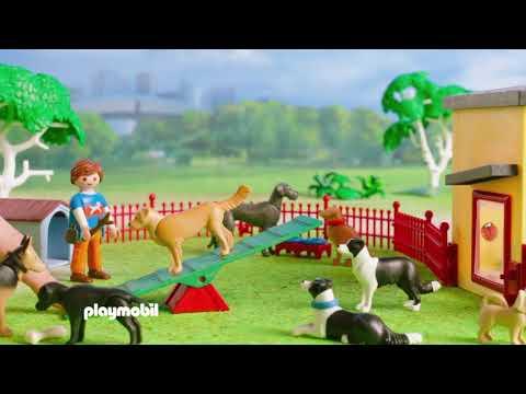 PLAYMOBIL presenteert het dierenpension ! (Nederland)