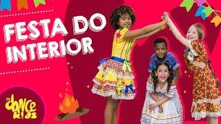 Festa do Interior - Xuxa  (Coreografia) FitDance Kids