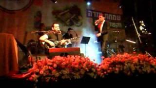 Moshik Afia en Tel Aviv!!!