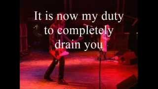 Drain You Live Nirvana Lyrics