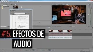SONY VEGAS PRO 13 #15 Efectos de audio (Tutorial)