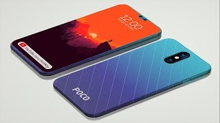 Xiaomi Poco F2 - Dual Selfie Camera, 5G, Under Display Scanner, Specs & Price (Concpet)