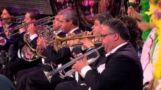 André Rieu - Live in Brazil - From Strauss to Samba it's a fun filled fiesta!