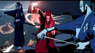 Samurai Champloo Introduction Sequence (Widescreen)