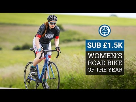 Best Women's Bikes Under £1500 - Road Bike Of The Year