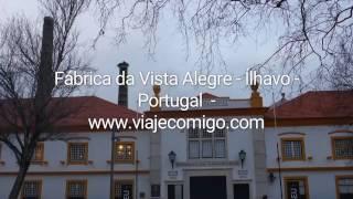 Museu Fábrica da Vista Alegre - Ílhavo - Portugal