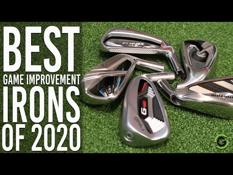 BEST GAME IMPROVER IRONS 2020