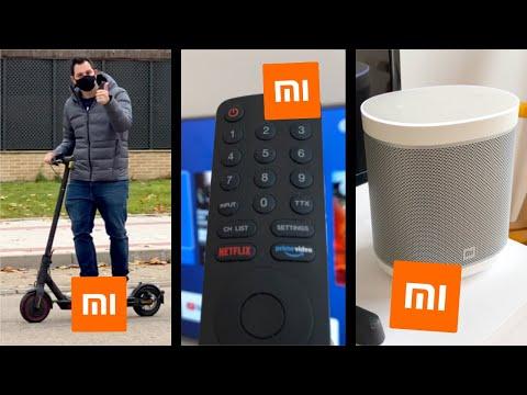 Mejores Gadgets XIAOMI super CALIDAD PRECIO para Black Friday