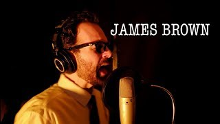 Living in America - James Brown - Giulio Carmassi cover