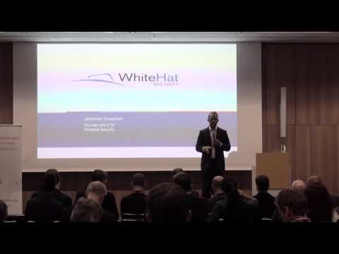 """Local to Global"" Expo 2015 - WhiteHat Security - company pitch"
