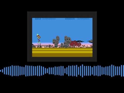 Space Harrier - Slow Poison Live