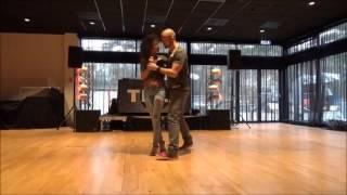 Mattias & Kaou Kizomba @ THLX - Elji Beatzkilla - Animal