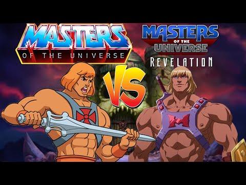 Masters Del Universo Revelations: ¿TE HA GUSTADO?