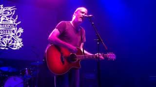 """All I Wanna Do Is Rock"" - Fran Healy live @ A Peaceful Noise, London 15 November 2016"