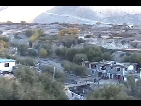 Kagbeni Monastery in Nepal