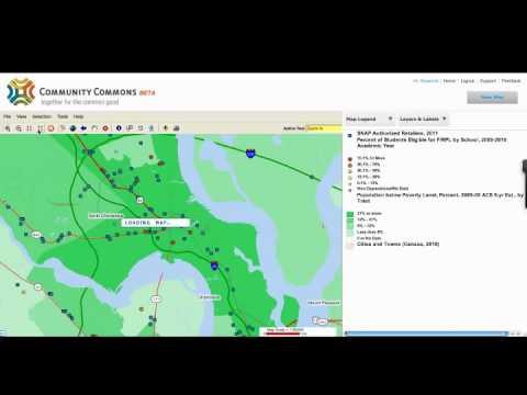 CC Navigating a Map