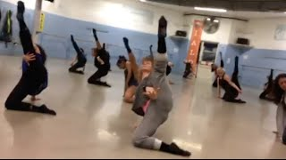 Sia - Eye Of The Needle -- Choreography by Alex Imburgia, I.A.L.S. Class combination