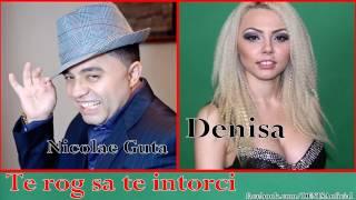 DENISA si NICOLAE GUTA - Te rog sa te intorci (audio oficial)