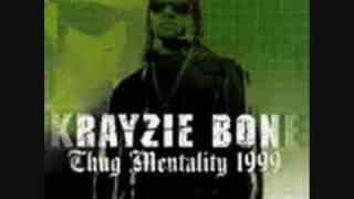Krayzie Bone - Thugz All Ova Da World