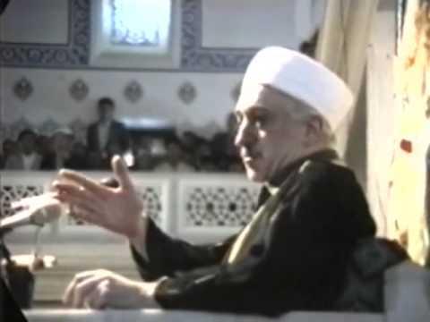 PENDİK-3. RUH İNSANI Pendik Çarşı Camii / İSTANBUL 23 Nisan 1989