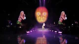 Shakira Visual She Wolf / Loba . Tour Sale el Sol
