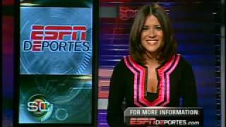 Adriana Monsalve segmento en ingles de sport center