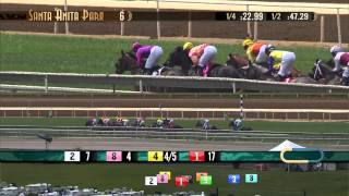 Senorita Stakes (Gr. III) - Saturday, June 27 2015 HD