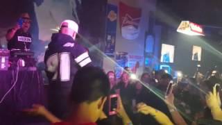 King Lil G singing tragos amargo liquor