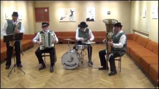 Kapela Pokuda-Tango Italijos rozes
