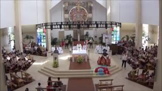 """2017 - """"Digno de louvor e de glória, para sempre (Salmo)"""" - CJSPM, Quarteira"""