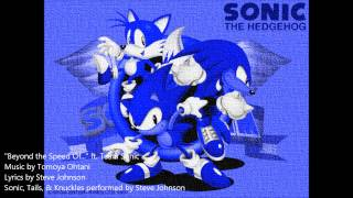 """""""Beyond the Speed Of..."""" Vocal ver. ft. Team Sonic"""
