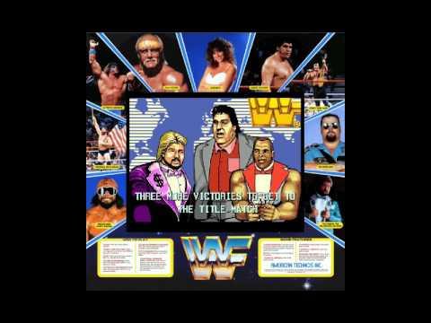 Mis Arcades Favoritos: WWF Superstars (Technōs Japan)