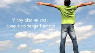Alzo mi voz - Tito el Bambino Ft. Tercer Cielo (letra)