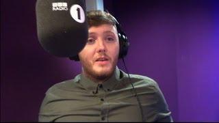 James Arthur talks getting fat