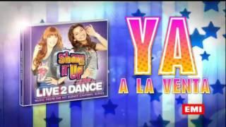 Ya a la venta   Shake It Up   A Live 2 Dance.