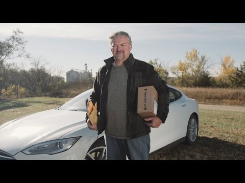 Electric Mail | Tesla Customer Stories