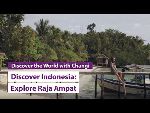 Discover: Raja Ampat