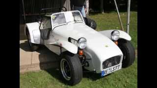 New Caterham Paris - Youtube Videos